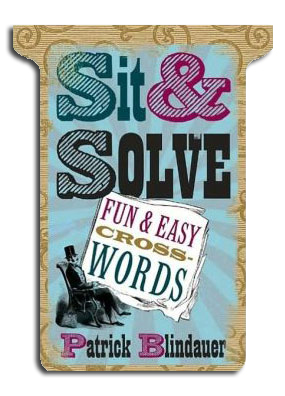 Sit & Solve Fun & Easy Crosswords