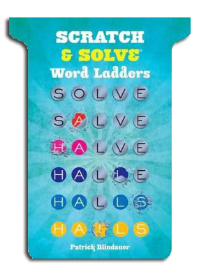 Scratch & Solve Word Ladders